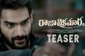 Raja Vikramarka teaser released