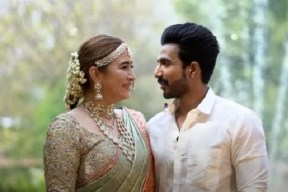 Gutta Jwala marriage video going viral