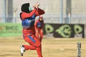 Afghan women cricketers went underground