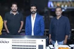 Ram Charan and Shankar movie starts in Hyderabad