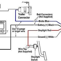 Wiring Diagram For Tekonsha Brake Controller