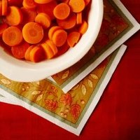 How to Remove Carrot Stains From Plastic | eHow