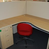 DIY Office Partitions | eHow
