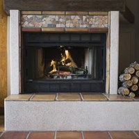 How to Make a Gas Fireplace Crackle
