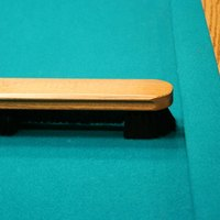 How to Repair Pool Table Rails | eHow