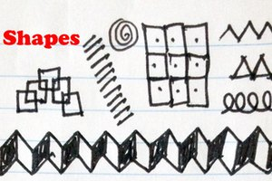 This Is What Your Doodles Say About Your Personality: 5