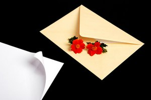 How To Address An Envelope For A Wedding Card