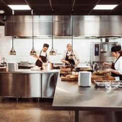 Commercial Kitchens Kitchen Organization Tips What Makes A Chron Com