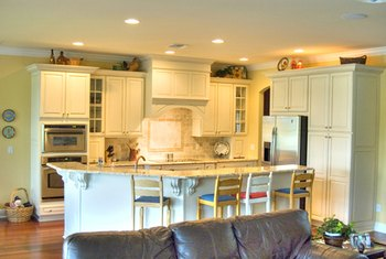 kitchen remodeling projects awesome gadgets do it yourself home guides sf gate diy can provide an immediate inexpensive facelift to your