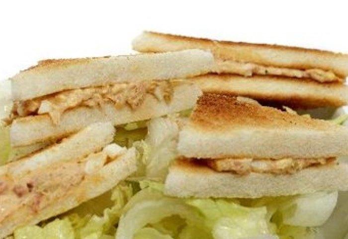Tuna Sandwich Health Healthy Eating Sf Gate
