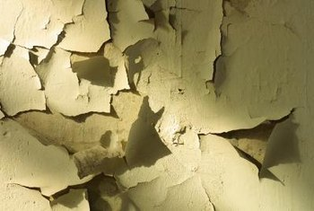 Wallpaper Falling Off Ceiling What Is The Easiest Way To Remove Old Paint From Plaster