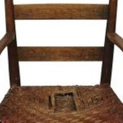 Antique Wood Chair Woven Patio Repair How To Tighten Joints Home Guides Sf Gate Loose Are Common On Wooden Chairs