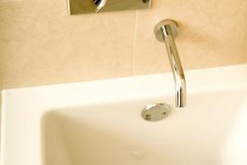 How To Remove A Stuck Bathtub Drain Stopper Home Guides SF Gate