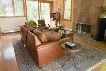 leather furniture living room decorating deep red decorations to go with a brown couch home in shades from caramel chocolate is mainstay for many design