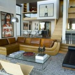 Choosing Paint Colours For Living Room Rooms With Gray Walls And Brown Furniture How To Choose Colors A Loft Home Light Will Emphasize The Spaciousness Of