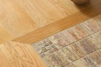 How to Mix Wood, Tile & Carpet