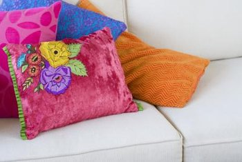 How To Wash Decorative Couch Pillows Home Guides SF Gate