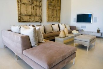 reclinable sectional sofas big and tall reclining sofa how to arrange throw pillows on a | home ...