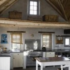 How To Decorate Your Kitchen Gadget Stores A Colonial Style Home Guides Sf Gate Exposed Beams Can Give Look