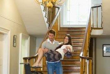 DIY Stair Lifts  Home Guides  SF Gate