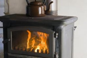How to Adjust Wood Stove Vents  Home Guides  SF Gate