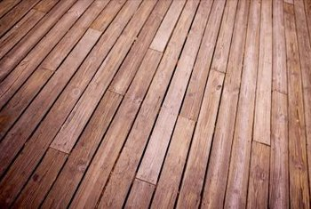 How To Sand A Wooden Deck Home Guides SF Gate