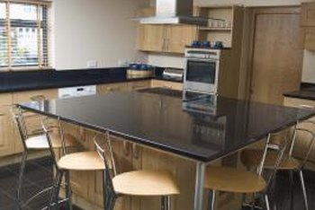 kitchen island counter grape decor for how to replace an home guides sf gate your can be filled with form and function