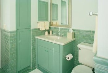 How To Make A Vanity Out Of Kitchen Cabinets Home Guides SF Gate