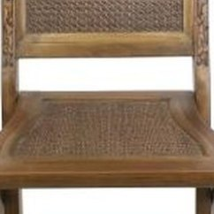 How To Cane A Chair Indoor Chaise Lounge Make Cushion Top For With No Caning Home The On Often Wears Out Before Rest Of