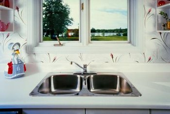refinish kitchen sink home depot trash cans how to an old stainless steel guides after a thorough re graining and polishing your will shine like new