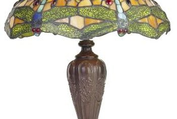 How To Identify A Real Tiffany Lamp Home Guides SF Gate