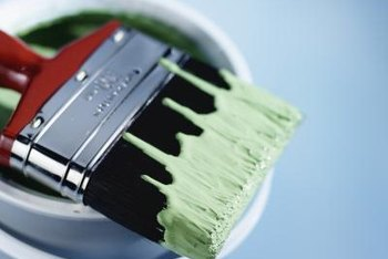 Removing Dried Latex Paint From Brushes