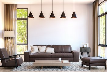 colour schemes for living rooms with brown leather sofa room couch cushions decorating colors that go furniture home guides