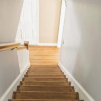 How to Decorate an Enclosed Staircase | Home Guides | SF Gate