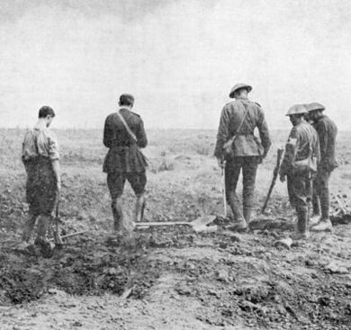 Canadas Contributions to the Battle of the Somme  The