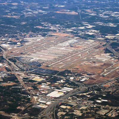 Parking Options At The Atlanta Airport Usa Today