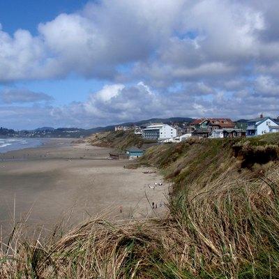 Nye Beach Newport Oregon Hotels Usa Today