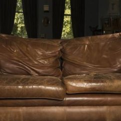 How To Fix Sofa Back Cushions Green Vintage A Flat Couch Cushion | Home Guides Sf Gate