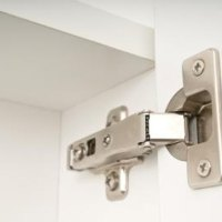 How to Install Hidden Hinges on Kitchen Cabinets | Home ...
