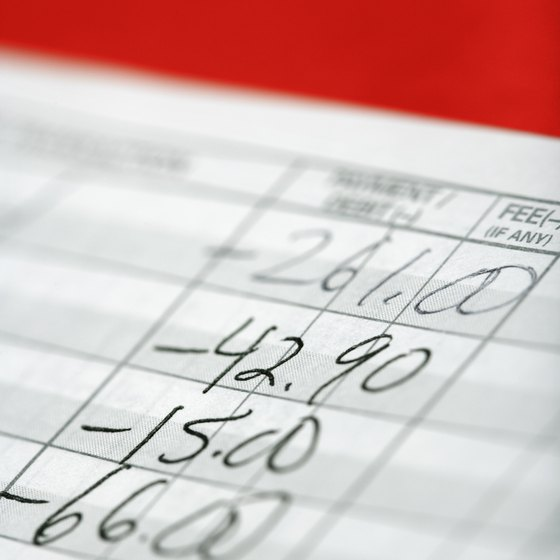 How to Create a Financial Ledger on a Spreadsheet   Your Business