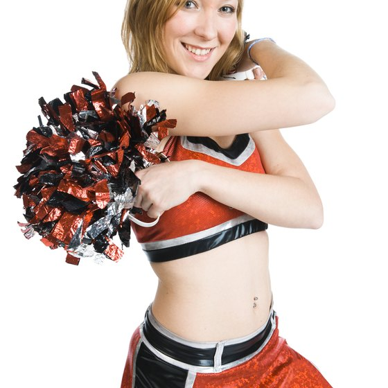 How to Lose Belly Fat for Cheerleading  Healthy Living