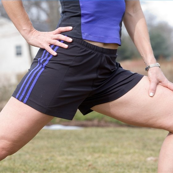How to Strengthen Thigh Muscles  Healthy Living