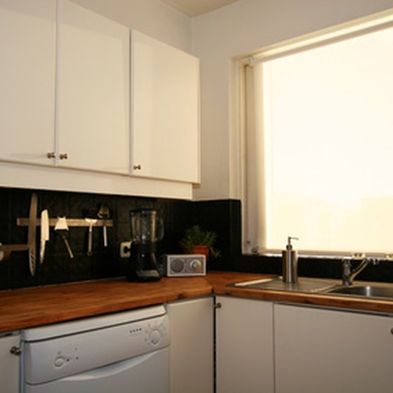 hotels with kitchens unfinished kitchen wall cabinets las vegas usa today