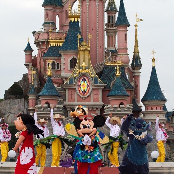 How To Take A Trip To Disneyland Paris USA Today