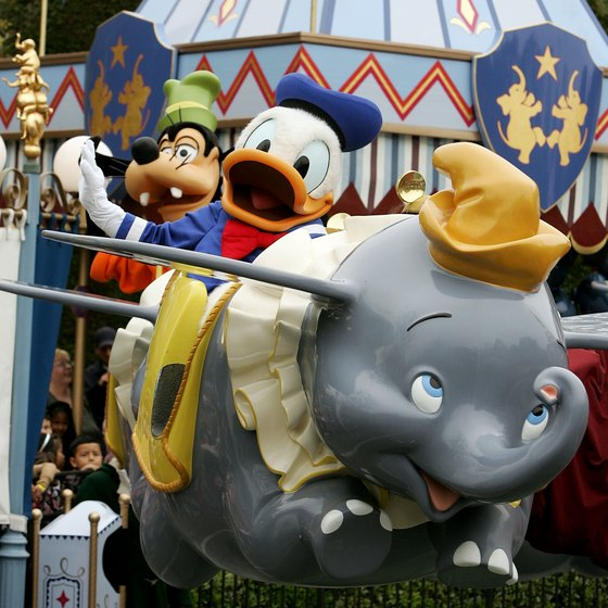 The Similarities Of The Disneyland Parks USA Today