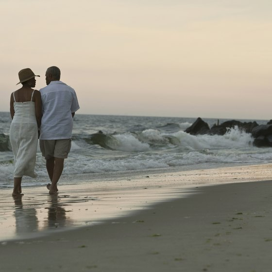 Inexpensive Romantic Getaways