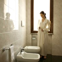 What Is a European Style Bathroom?   USA Today