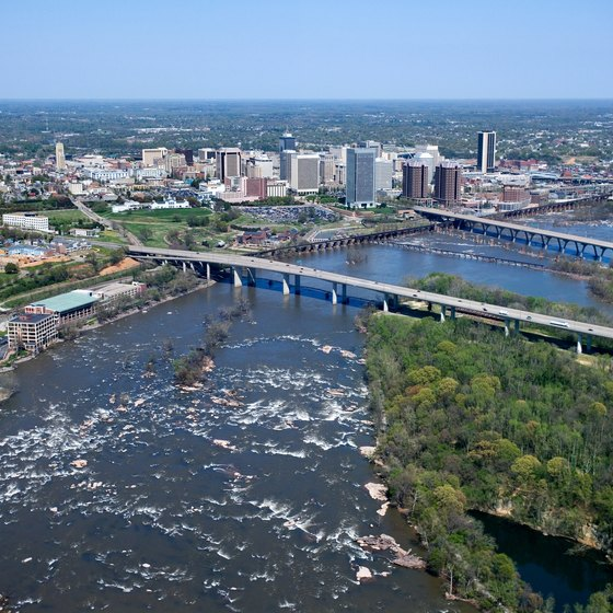 Hotels On The James River In Virginia USA Today