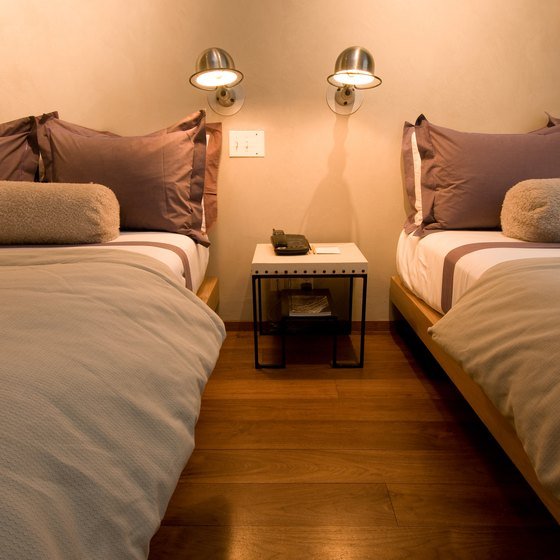 What Is a Standard Double Room in a Hotel  USA Today