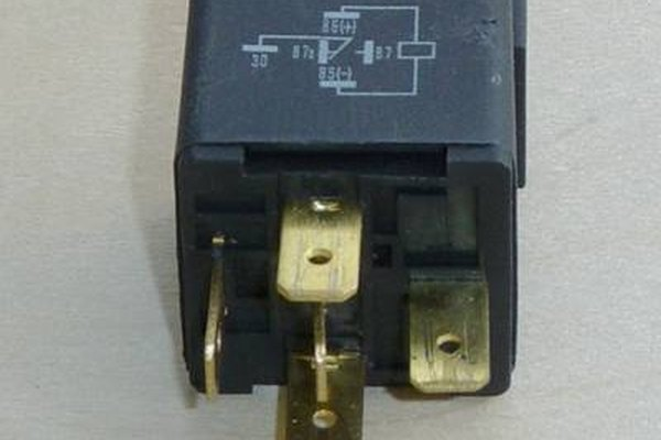 Here39s The Schematic For The Fan Wiring The Automotive Relays Have
